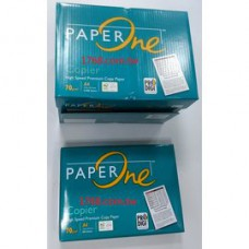 【PAPER ONE】A4 -70P-白色影印紙-一次10包