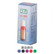 【1768購物網】LIFE 特級原子印油(日本進口分裝) (印章補充液)(印章水)(NO.600) (LIFE)(錸福) 適用市面上常用連續印章