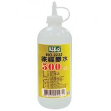 LIFE 補充膠水 500CC 填充膠水 (徠福) NO.2232