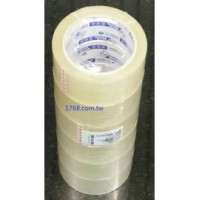 四維鹿頭 48X80M 封箱膠帶 (包裝用品) (水膠) (適用一般紙箱)