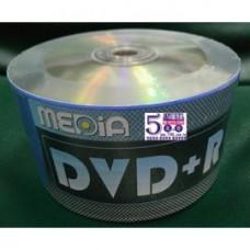 光碟片 DVD+R  4.7G  50片裝 (120min)