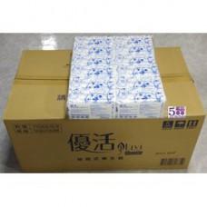 優活LV抽取式衛生紙 100抽 一箱96包 可丟馬桶