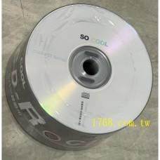 光碟片 CD-R 700MB 50片裝 (80min) (CDR) (MEDIA)